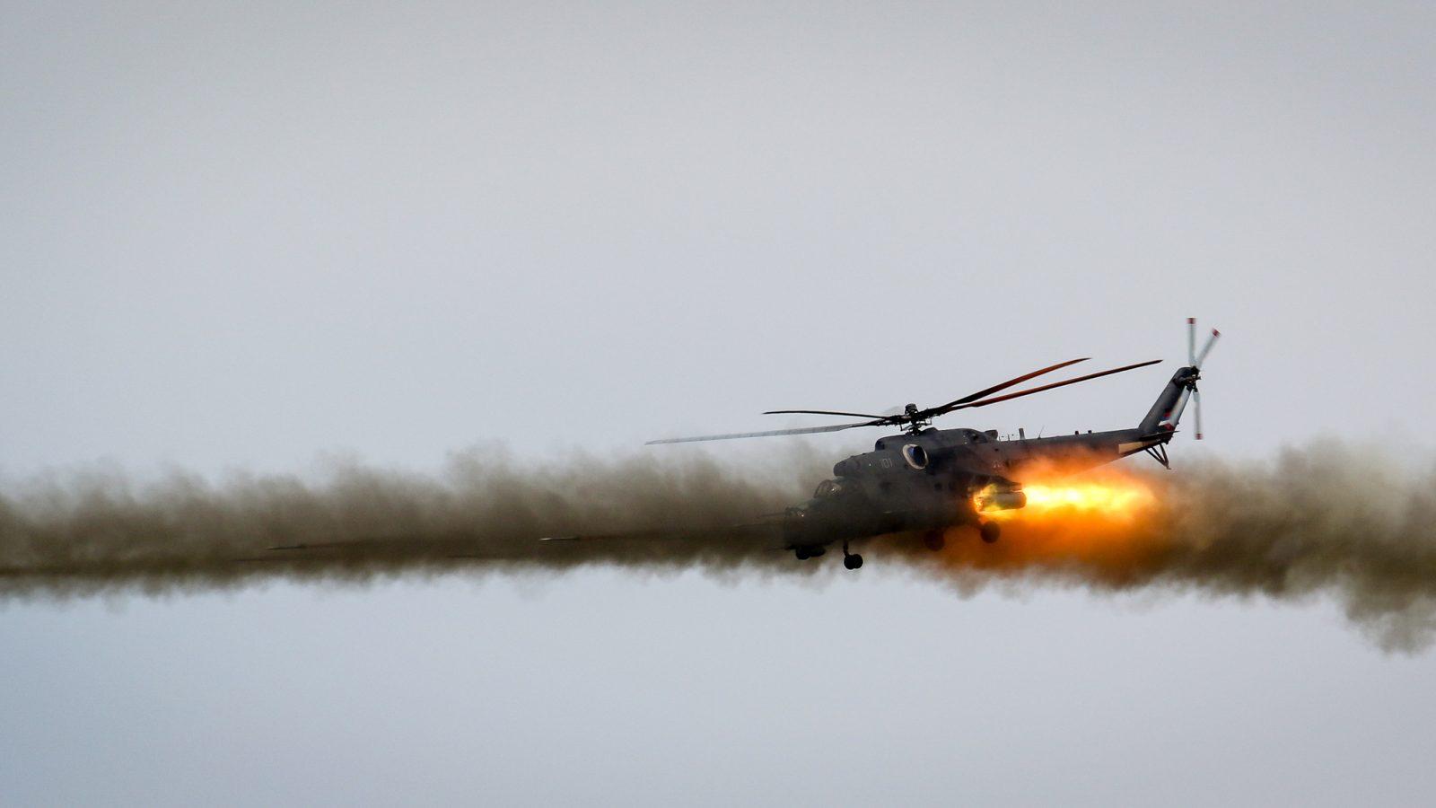"""[FOTO REPORTAŽA] """"Sadejstvo-2020"""": Dominacija avijacije nad Pešterom, dejstvo Orla 2.0, helikopterski desant i kanonada artiljerije"""