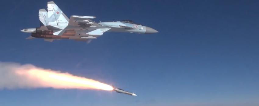 Ruski borbeni avioni Su-35S i Su-57 dobijaju nove rakete vazduh-vazduh