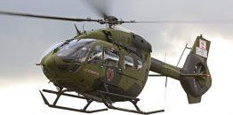 Ekvadoru isporučena prva dva helikoptera H145