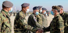 Načelnik Generalštaba obišao 101. lovačku eskadrilu: U toku radovi na modernizaciji aviona MiG-29