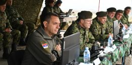 Ministar odbrane Aleksandar Vulin: Druga ministarstva Vlade Srbije morala su da se odreknu dela svojih sredstava zbog nabavke naoružanja za Vojsku Srbije