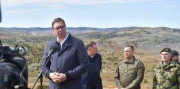 Vučić: Potrudiću se da nabavim još bespilotnih letelica iz još jedne problematične zemlje