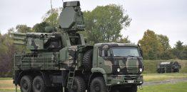 Prikaz dela sposobnosti Trećeg raketnog diviziona, 250. raketne brigade za PVD