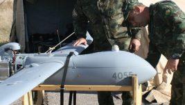 U službi bugarske vojske primećena bespilotna letelica Textron Aerosonde Fixed Wing Mk 4.7