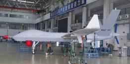 Nigerija novi korisnik kineske bespilotne letelice Wing Loong II