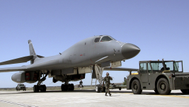 Da li je američki B-1B iznad Srbije 1999. godine imao bliski susret sa gromom ili sovjetski proizvedenom munjom iz pravca zemlje?