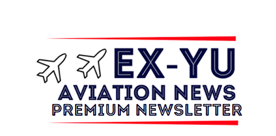 Portal EX-YU Aviation News pokreće svoj premium newsletter
