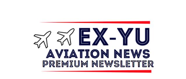 Portal EX-YU Aviation News pokreće svoj premium newsletter
