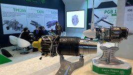 [EKSKLUZIVNO] Srpska kompanija Green Power Turbine Systems predstavila svoje nove turbomlazne i turboprop motore na IDEX-u