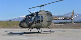Crna Gora završila prijem helikoptera Bell 505