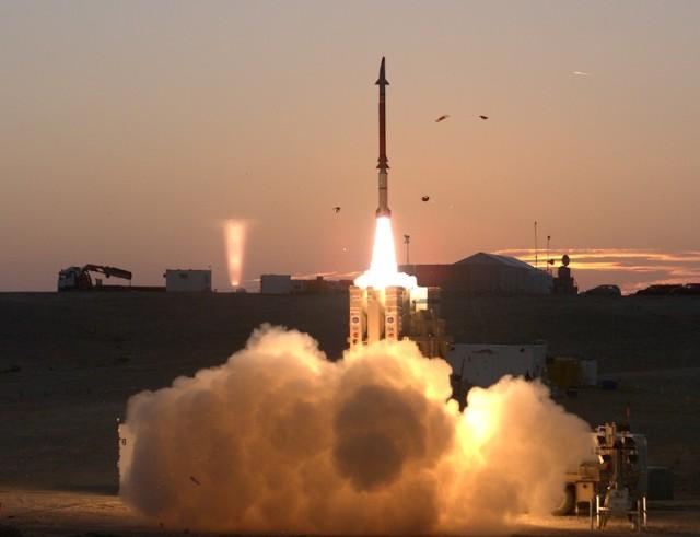 Izraelski PVO sistemi
