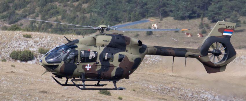 Erbasov H145M na korak od proizvodnje u Rumuniji