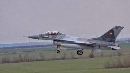 Rumunija dobila svoj 17-ti F-16 i kompletirala 53. lovačku eskadrilu