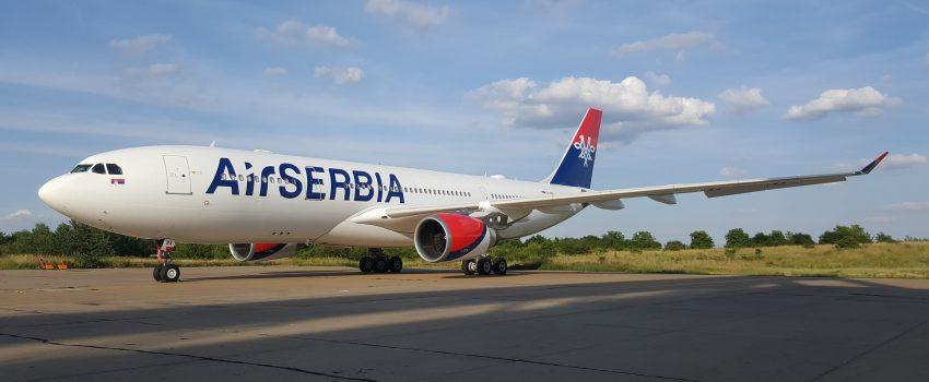 [EKSKLUZIVNO] Er Srbija iznajmila novi Erbas A330, YU-ARA se vraća vlasniku