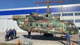 Slovačka nastavlja da remontuje helikoptere Mi-17