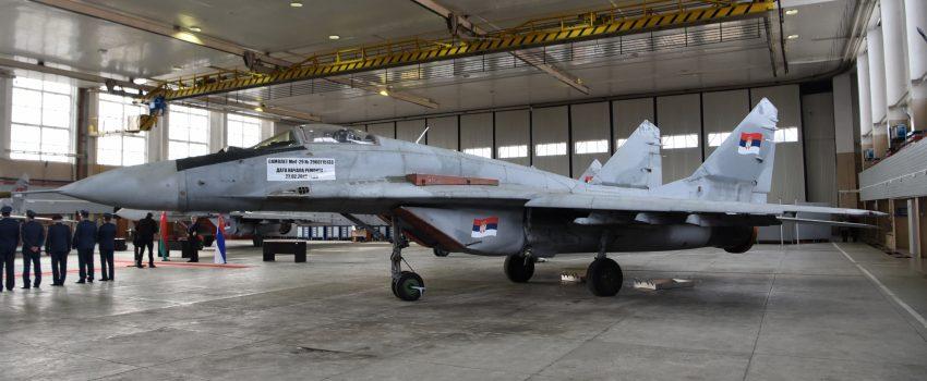 U Srbiju stigla prva dva MiG-a 29 iz Belorusije, krenule isporuke dodatne količine izviđačko-oklopnih vozila