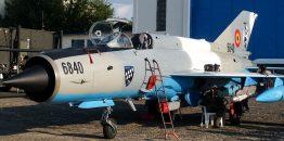 Još jedan rumunski MiG-21 izgubljen u udesu