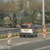 Kod Ostružničkog mosta se prevrnulo borbeno oruđe artiljerijsko-raketnog sistema Pancir Vojske Srbije
