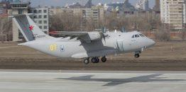 Rusija obnovila letna ispitivanja novog transportnog aviona Il-112V