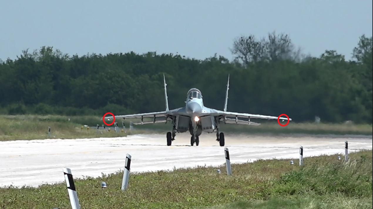 Srpsko ministarstvo odbrane ponovo transparentno: Objavljeni prvi snimci modernizovanog MiG-a 29 SM