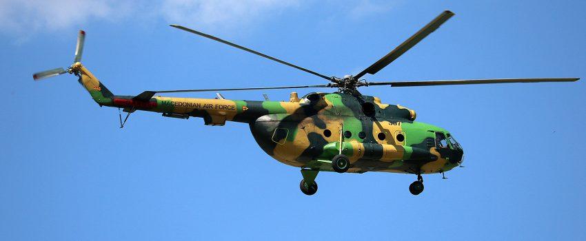 LOM Praha preuzima posao remonta helikoptera Mi-8/17/171 Severne Makedonije