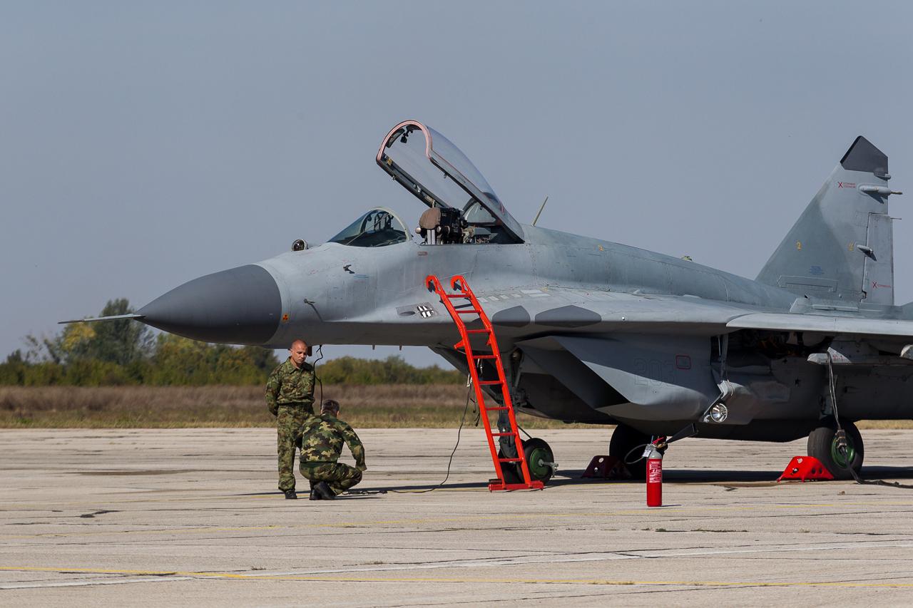 [POSLEDNJA VEST] Sa danom zakašnjenja Srbiji isporučena i poslednja dva MiG-a 29 iz Belorusije