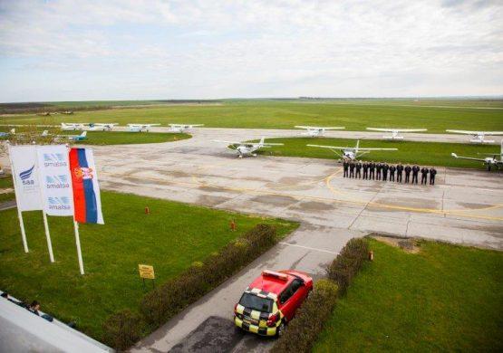 [POSLEDNJA VEST] SMATSA više nije vlasnik Vršca: Vazduhoplovna akademija preuzela pilotsku akademiju