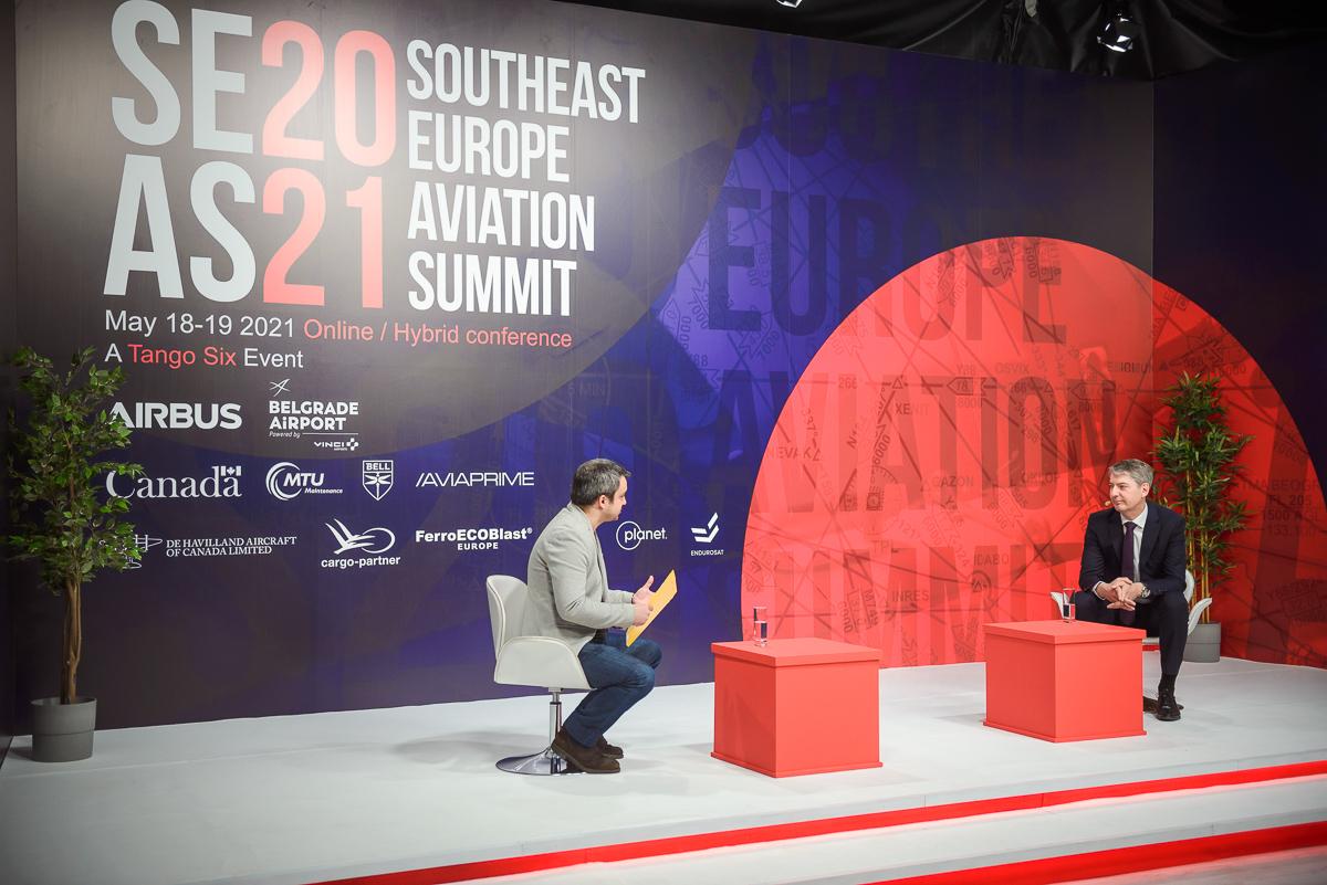 """[SEAS 2021] EKSKLUZIVNO: Novi izgled aerodroma """"Nikola Tesla"""""""