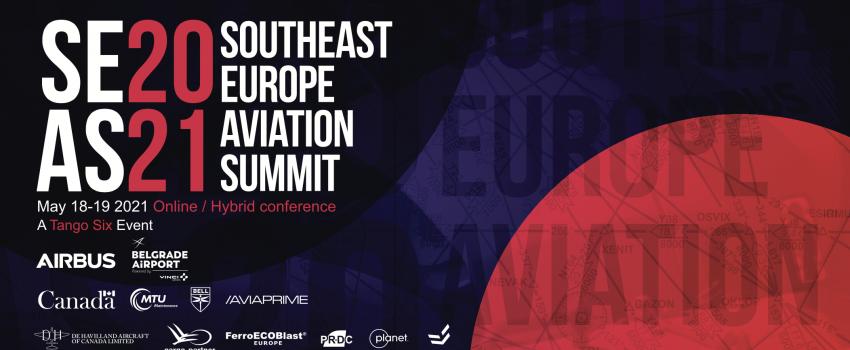 [NAJAVA] Vazduhoplovni samit jugoistočne Evrope: Najveća regionalna vazduhoplovna konferencija zakazana za 18. i 19. maj