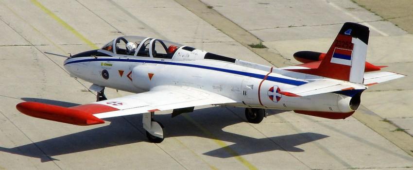 [NAJAVA] Obeležavanje 60-te godišnjice prvog leta Galeba G-2 na aerodromu Ečka
