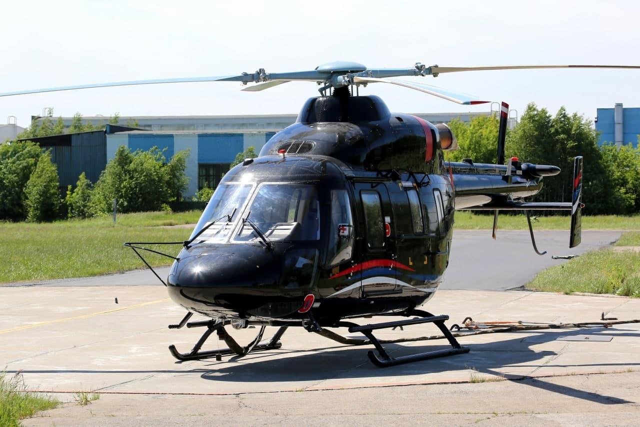 MUP Republike Srpske dobio i drugi helikopter Ansat