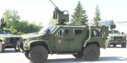 Slovenija prikazala vozila JLTV, objavljeni planovi daljeg opremanja vazduhoplovstva