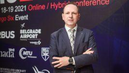 [SEAS 2021 premijera] Jiri Marek, direktor za komercijalu i strategiju Er Srbije: Od Bejruta do Njujorka preko Beograda