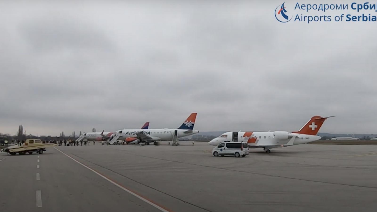 [SEAS 2021 premijera] Aerodromi Srbije uprkos Koroni nastavljaju sa realizacijom poslovnih planova