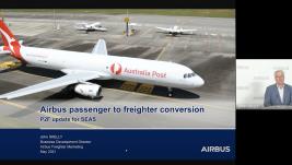 [SEAS 2021 premijera] Erbas update: Konverzije putničkih u kargo avione