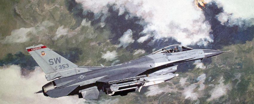 Novi detalji o obaranju pukovnika Milenka Pavlovića 4. maja 1999. godine od strane američkog pilota koji je tada bio u vazduhu