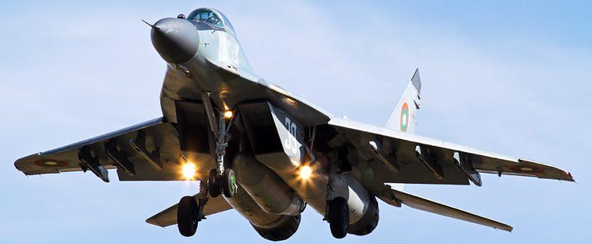 Ministarstvo odbrane Srbije demantovalo da Vojska Srbije ima bilo kakve veze sa padom lovca MiG-29 RV Bugarske