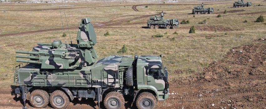 Rusija razvija AESA radar koji je sposoban za praćenje dronova veličine lista papira, prvo ispitivanje sa sistemom PVO Pancir