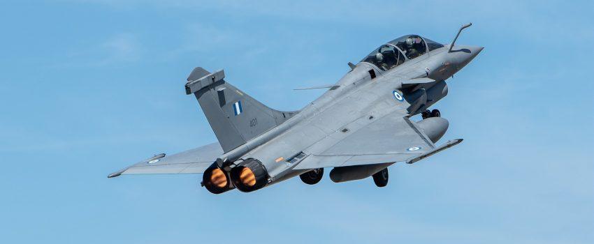 U Francuskoj izvršena primopredaja prvog borbenog aviona Rafale za grčko Ratno vazduhoplovstvo