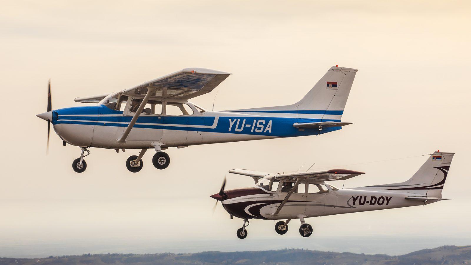 """[POSTANI PILOT] Upis nove klase 15. septembra: Aeroklub """"Zrenjanin"""" zove sve koji su zainteresovani da postanu Sportski Piloti"""