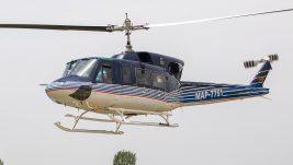 """Novi život za jedini makedonski 43 godine """"mladi"""" helikopter Bell 212"""
