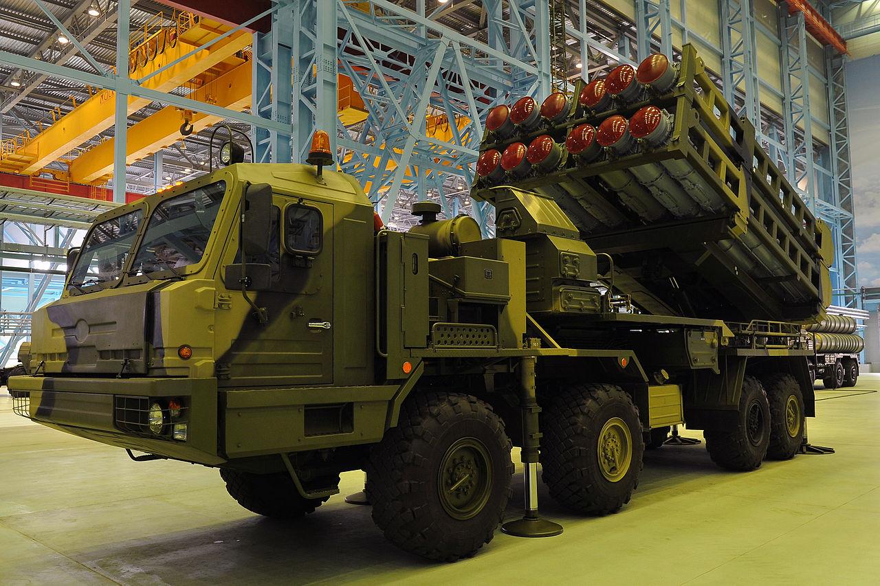Raketni sistem S-350 Vitez: Avangarda među raketnim sistemima PVO