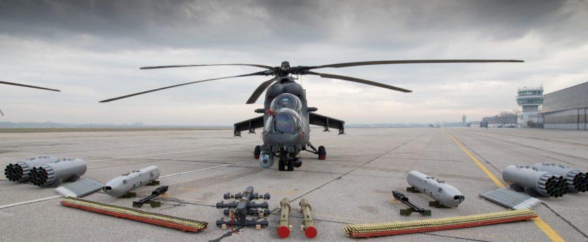 [POSLEDNJA VEST] Kiparski medij: Srbija pregovara sa Kiprom o kupovini 11 borbenih helikoptera Mi-35P