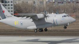 [VIDEO] Srušio se prototip ruskog vojnog transportnog aviona IL-112V kod Moskve, nema preživelih