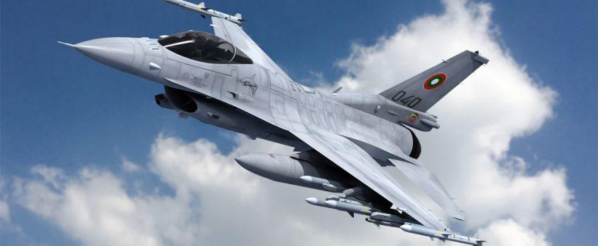 Bugarska započela proces nabavke još 8 borbenih aviona F-16