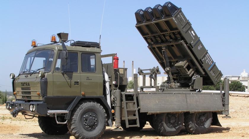 Češka nabavila izraelske raketne sisteme PVO Spyder