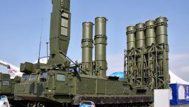 Protivvazduhoplovni raketni sistem Antej-2500: Izvozna verzija sistema S-300VM
