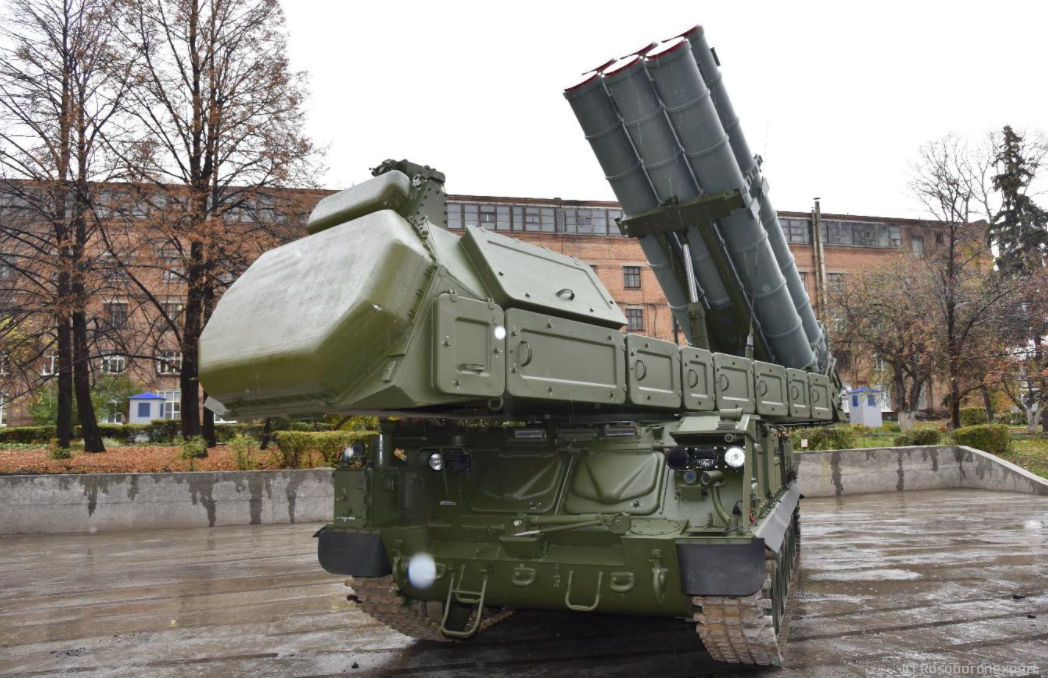 Viking – izvozna verzija PVO sistema Buk-M3