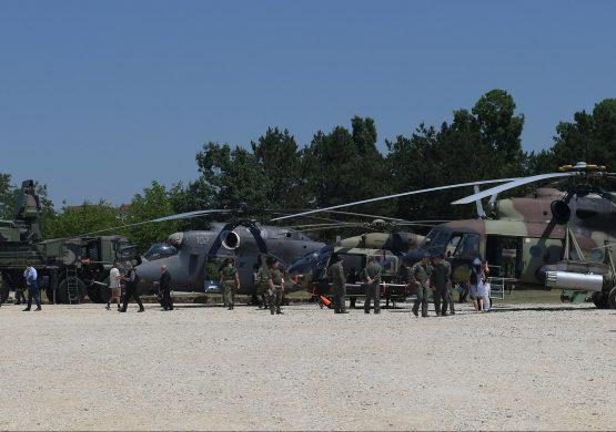 [NAJAVA]: Ministarstvo odbrane i Vojska Srbije 15. septembra organizuju Taktičko-tehnički zbor na Ušću