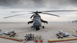[PARTNER 2021] EKSKLUZIVNO: Ministarstvo odbrane i dalje analizira kiparske jurišne helikoptere Mi-35P, ovaj tip helikoptera će sigurno dodatno biti nabavljen do nivoa eskadrile